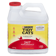 24/7 Performance Clumping Cat Litter for Multiple Cats