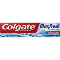 Max Fresh Cool Mint Toothpaste
