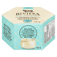 Riviera Salted Butter