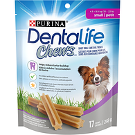 DentaLife Chews Daily Oral Care Small Dog Treats