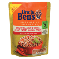 Express Spicy Quinoa