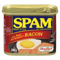 Spam Bacon