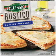 Pizza 4 fromages Rustico