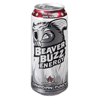 Beaver Buzz Canadian Punch