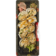 Rice Paper Quinoa Roll