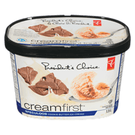 Cream First Ice Cream, Speculoos Cookie Butter