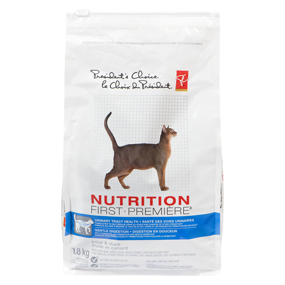 PC Nutrition First Cat Food Sensitive Urinary & Digestive
