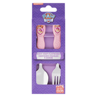 Paw Patrol Girl 2pc Flatware Set