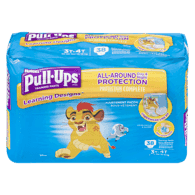 Pull-Ups Learning Designs, Boy 3T-4T