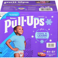 Pull-Ups Cool & Learn, Boy 4T-5T