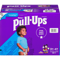 Pull Ups Learning Designs Training Pants, 3T-4T Boys