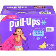 Pull-Ups Cool & Learn, Girl 2T-3T