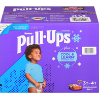 Pull-Ups Cool & Learn, Boy 3T-4T