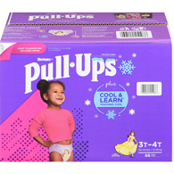 Pull-Ups Cool & Learn, Girl 3T-4T