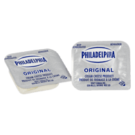 Cream Cheese Portions (Case)