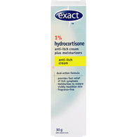 Hydrocortisone Plus Moisturizer