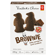 Brownie Little Penguins Soft Cookies