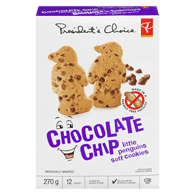 Chocolate Chip Little Penguins Soft Cookies