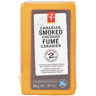 Aged 2 Years Canadian Smoked Cheddar Cheese