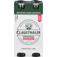 Classic Beer, Non-Alcoholic (Case)