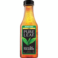 Pure Leaf Unsweetened Lemon Iced Tea