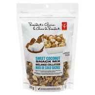 Sweet Coconut Snack Mix
