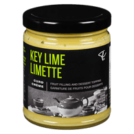 Key Lime Curd Fruit Filling And Dessert Topping