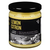 Lemon Curd Fruit Filling And Dessert Topping