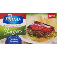 Prime Chicken Burger