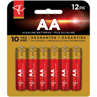 Alkaline Battery AA