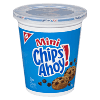 Mini Chips Ahoy, Go Pack