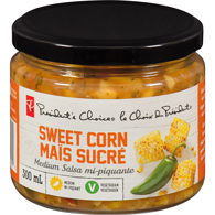 Sweet Corn Medium Salsa