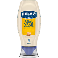 Real Mayonnaise, Easy Squeeze