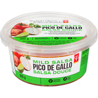 Salsa Pico de Gallo, douce