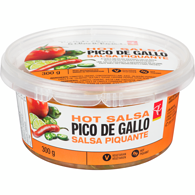Pico De Gallo Salsa, Hot