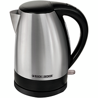 Stainless Steel Cordless Kettle, 1.7l