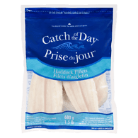 Catch Of The Day Haddock Fillets