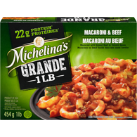 Grande, Macaroni and Beef