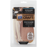 Atlantic Coarse Salt Prosciutto Sliced Meat