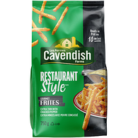 Restaurant Style Fries, Extra Thin
