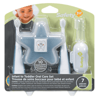 Infant To Toddler Oral Care
