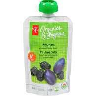 Prunes Strained Baby Food