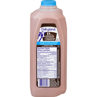 Chocolate Milk, 1%, Reduced Sugar