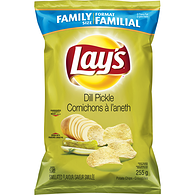 Potato Chips, Dill Pickle