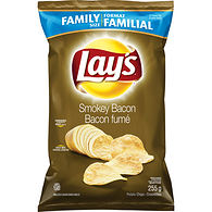 Potato Chips, Smokey Bacon