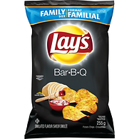 Potato Chips, BBQ