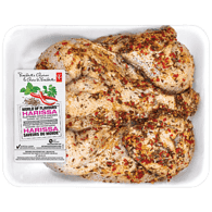 World Of Flavours Harissa Flattened Whole Chicken
