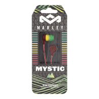 Mystic In-Ear Headphones, Rasta