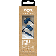 Little Bird In-Ear Headphones, Navy