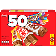 Minis 50-pack Assorted Bars
